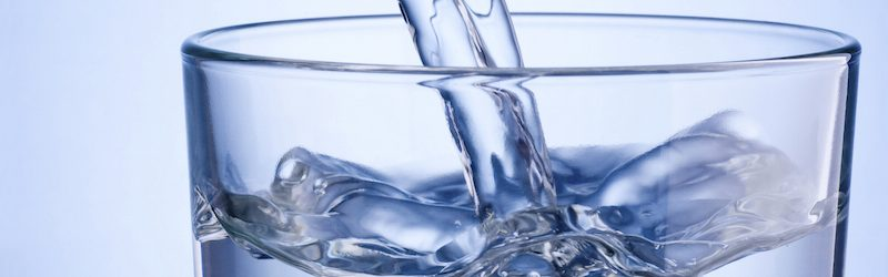 Your body needs water